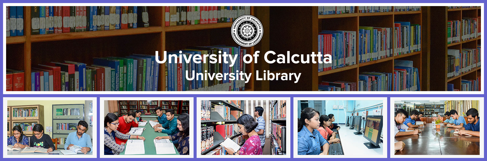 library-Calcutta University
